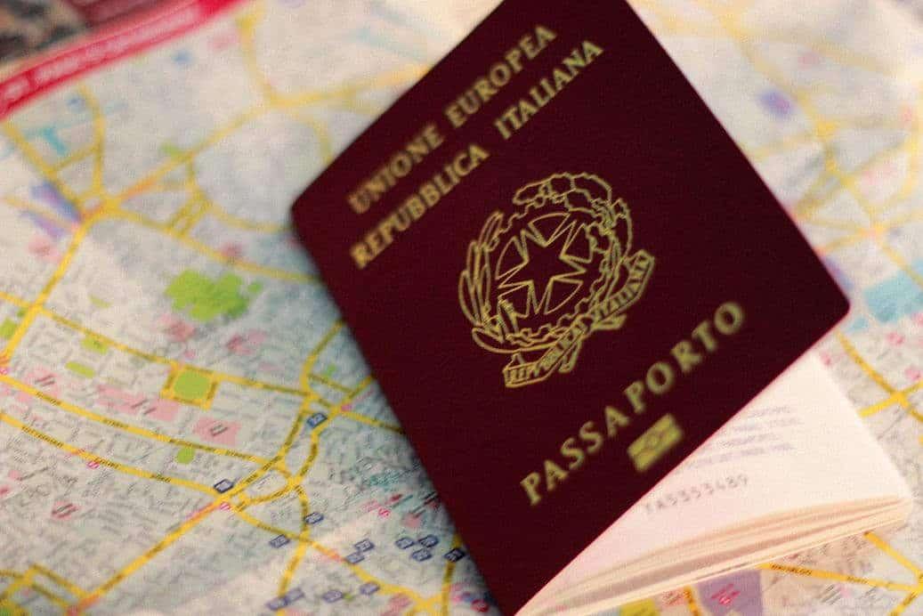 requisitos para obtener ciudadanía italia