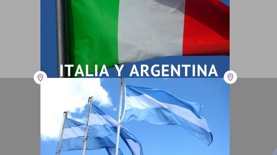 italia y argentina relacion