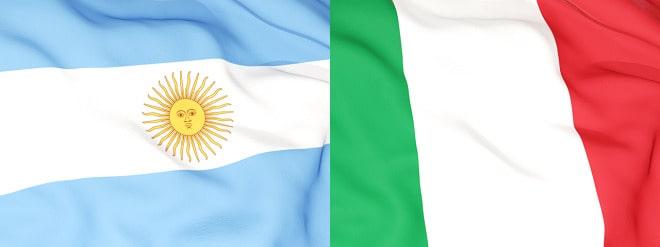 conoce las tradiciones italianas en Argentina