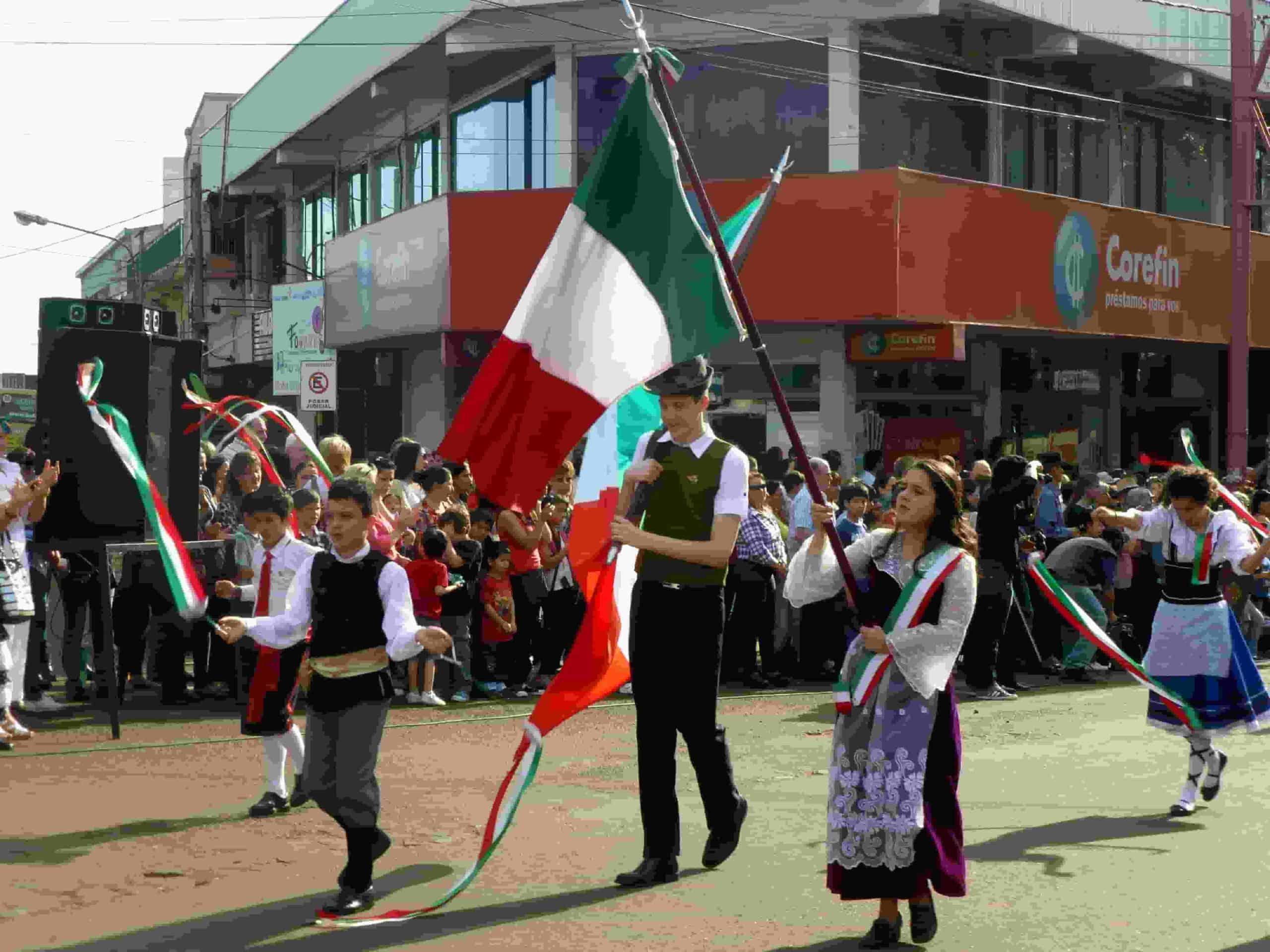 dia del inmigrante italiano