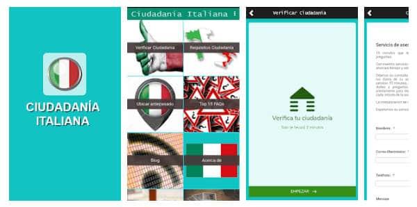 Conoce la nueva app de Gestionista Italia 'Ciudadanía italiana'