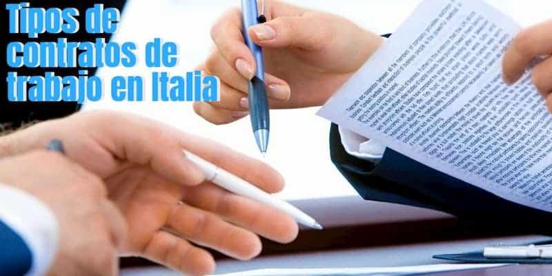 Tipos de contratos de trabajo en Italia Gestionista Italia (2)