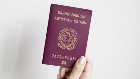 Pasaporte italiano: Requisitos, cómo sacarlo y precios