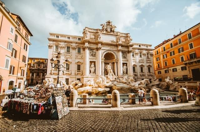 viajar a italia